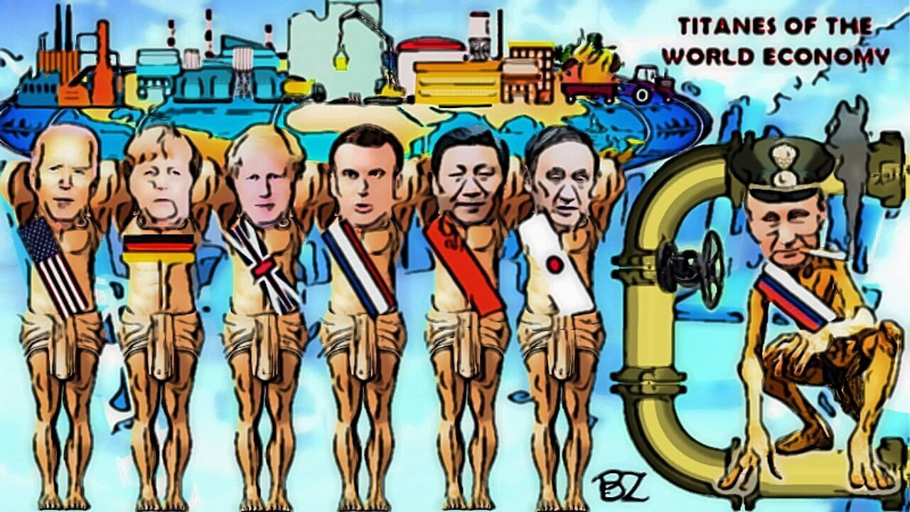 """Российская """"бензоколонка"""" и экономика США: инертная дегенерация против задиристого новаторства"""