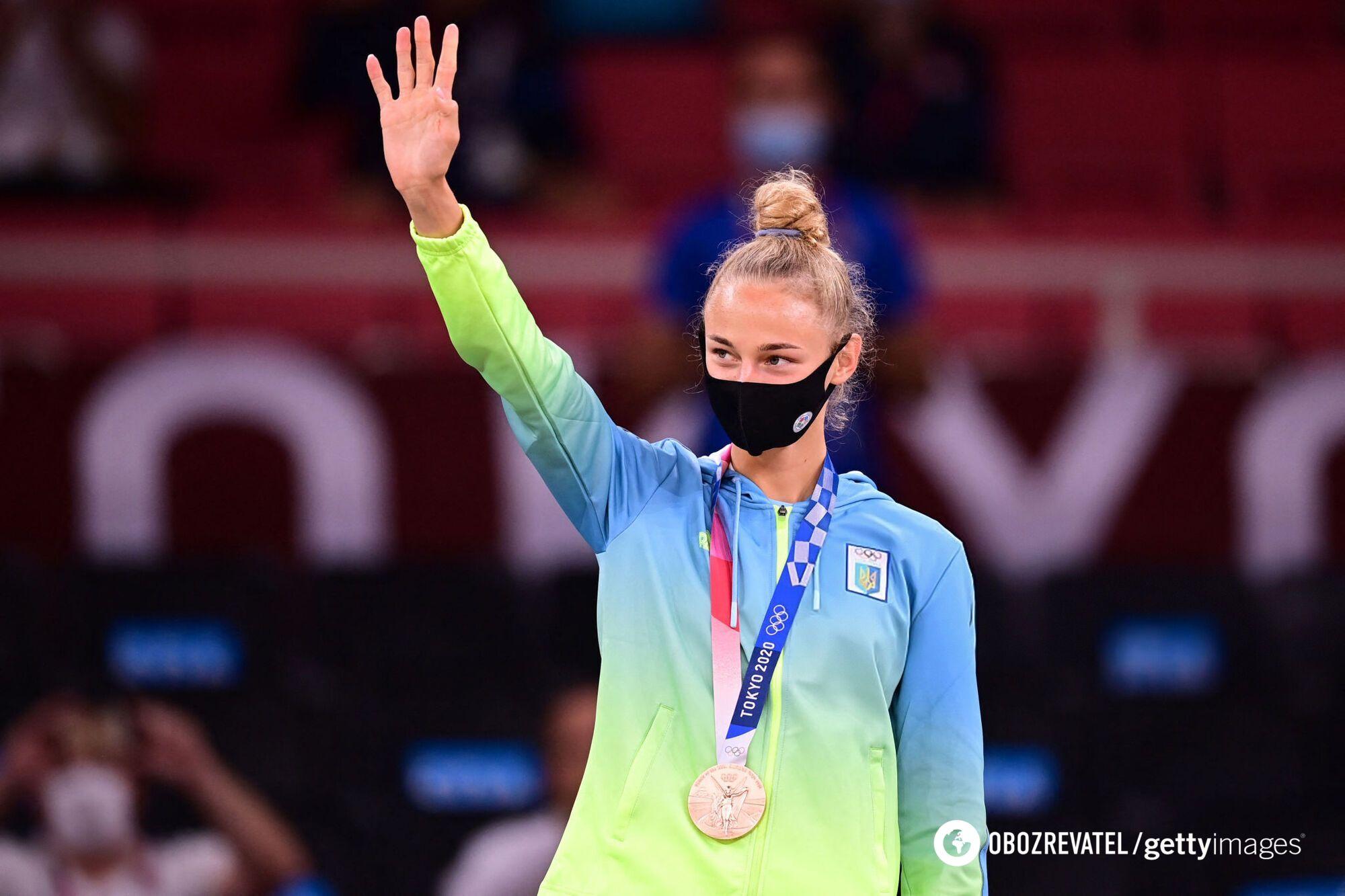 Дарья Белодед не смогла пробиться в финал Олимпиады.