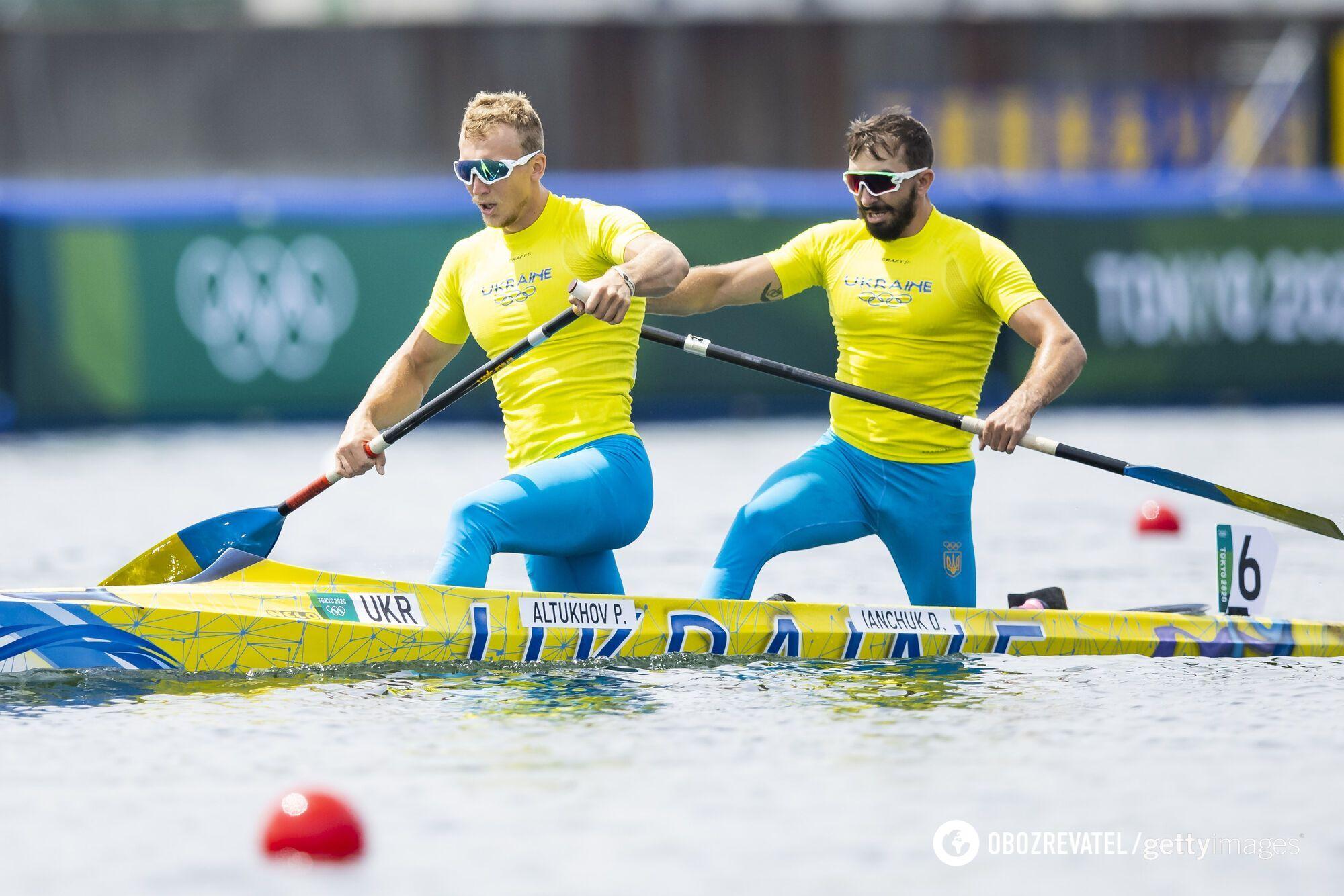 Дмитрий Янчук и Павел Алтухов