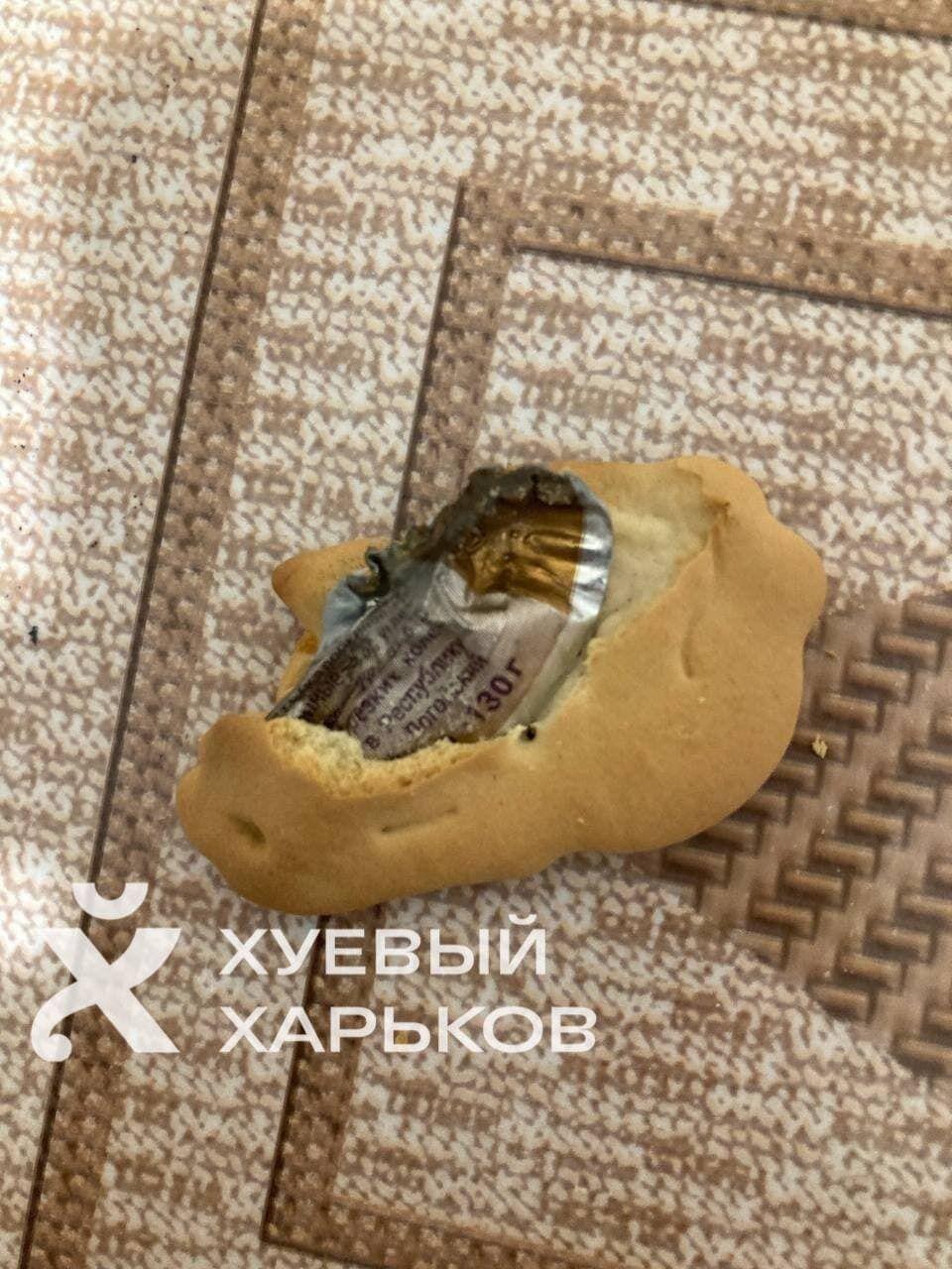 """""""Беременное"""" зоологическое печенье"""
