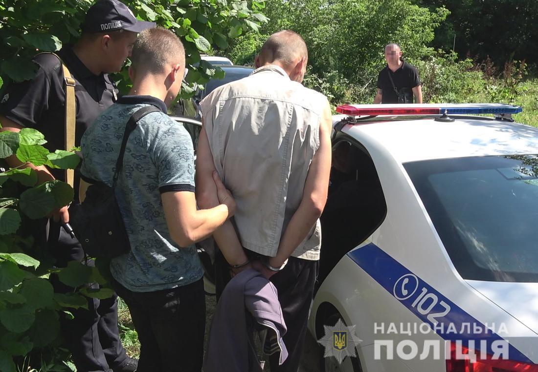 На Житомирщині сина підозрюють у вбивстві батька
