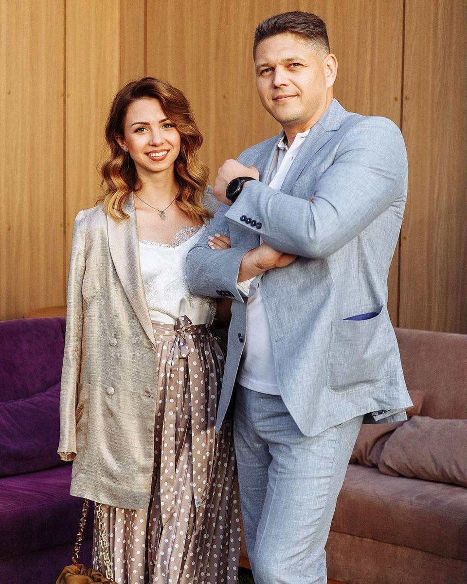 У вересні 2020 року Соколюк оголосив, що закоханий в Анастасію Зінченко