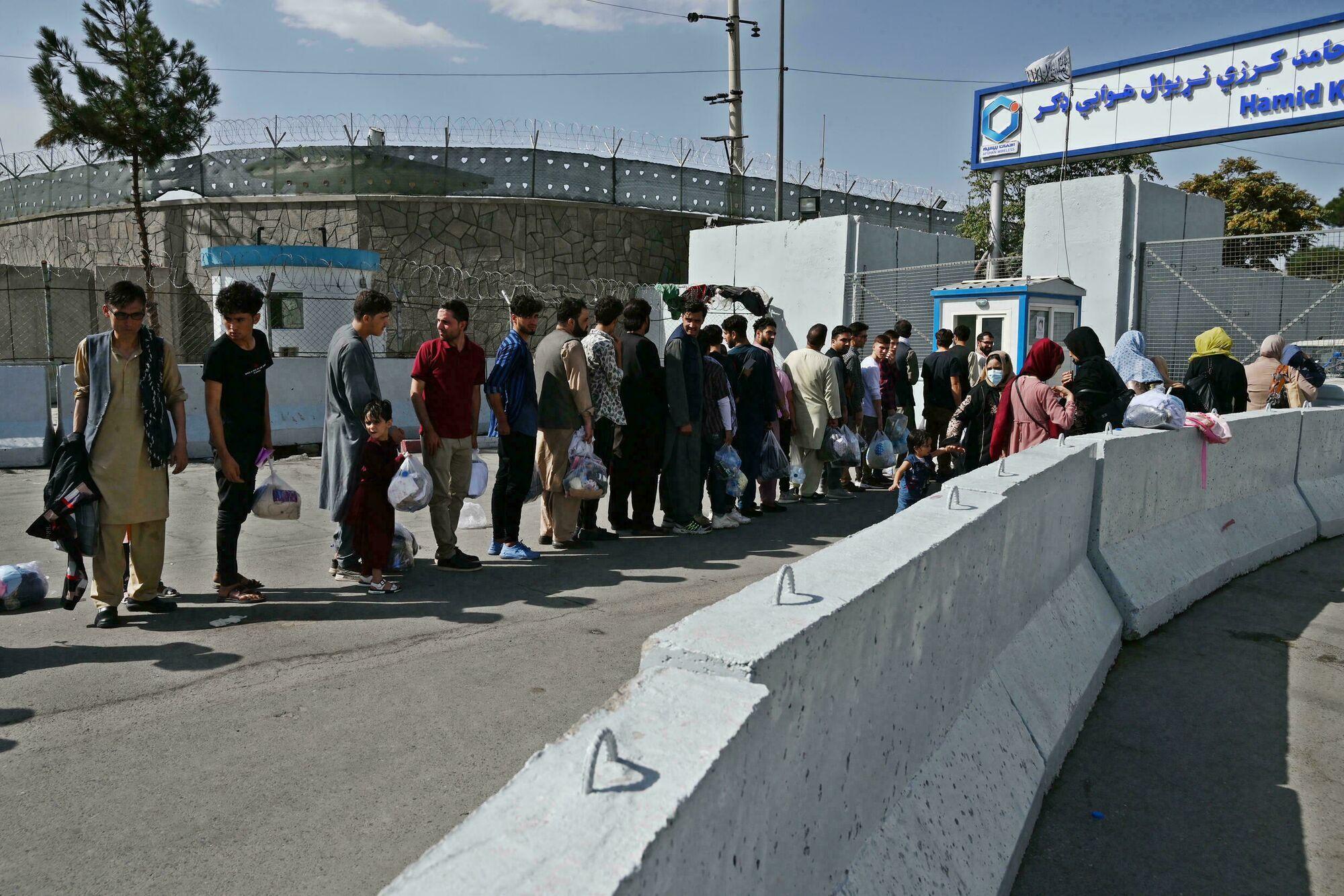 У Кабулі евакуація мирних жителів майже закінчилася