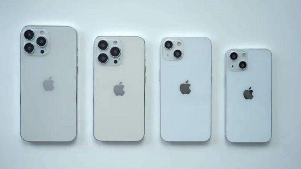 Изменения коснутся и камер во всех версиях.