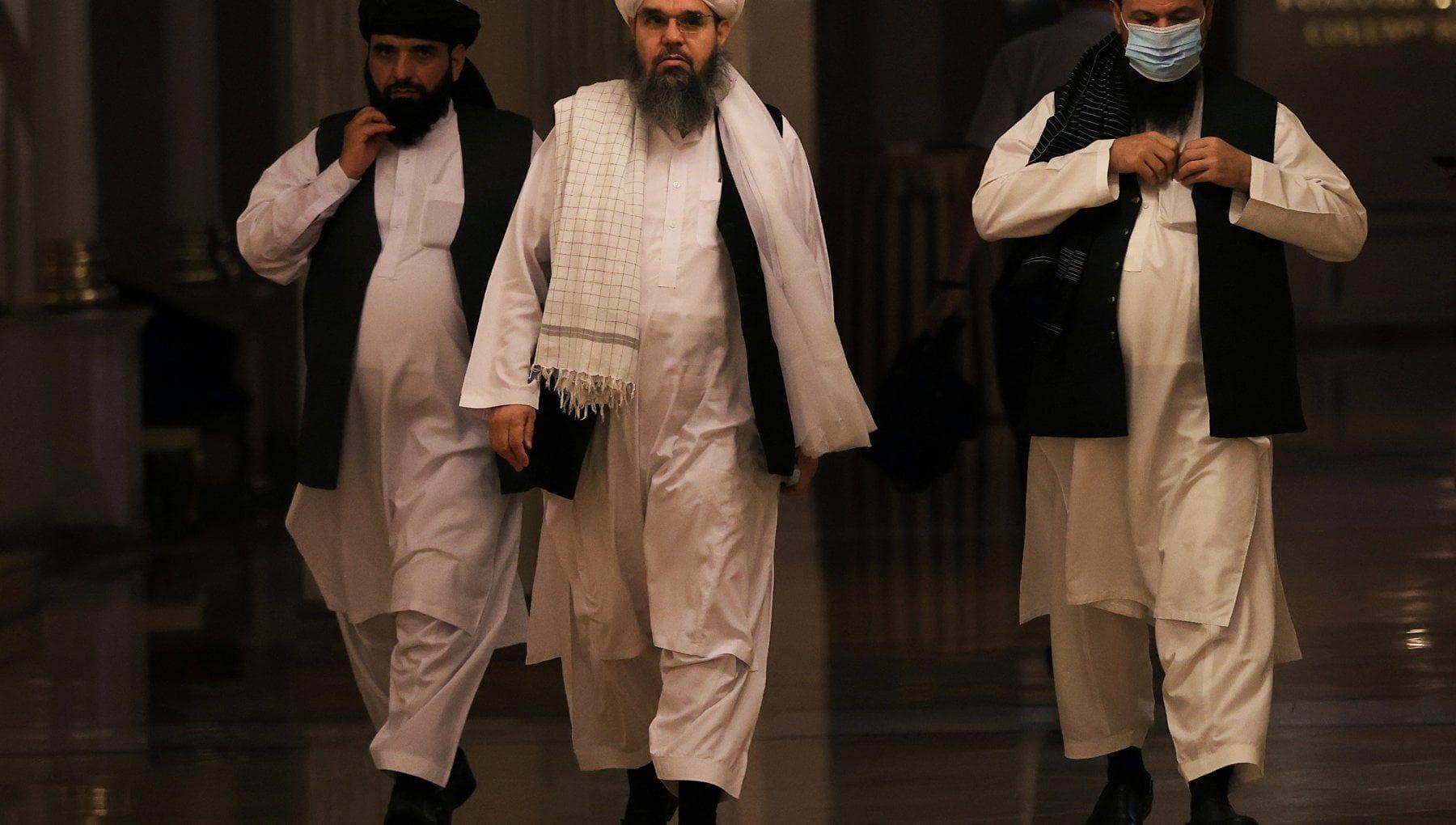 Члены политического офиса талибов