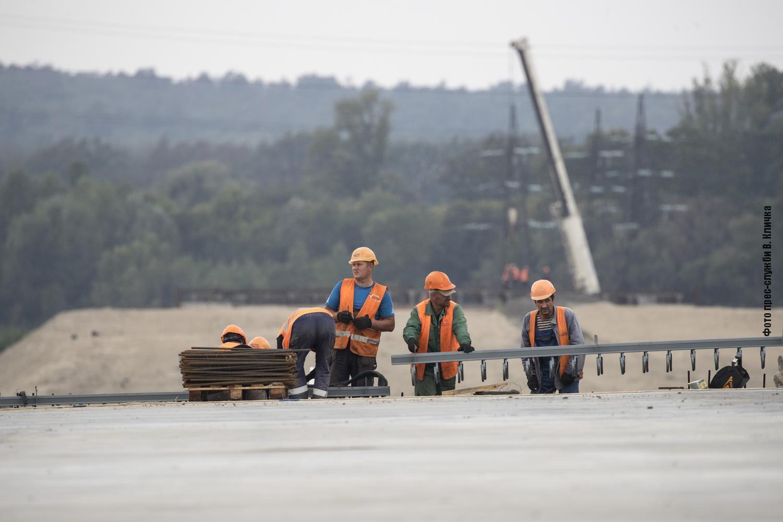 В планах – достроить путепровод над железнодорожным переездом