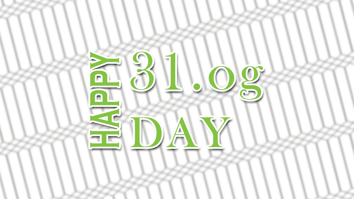День блога 2021