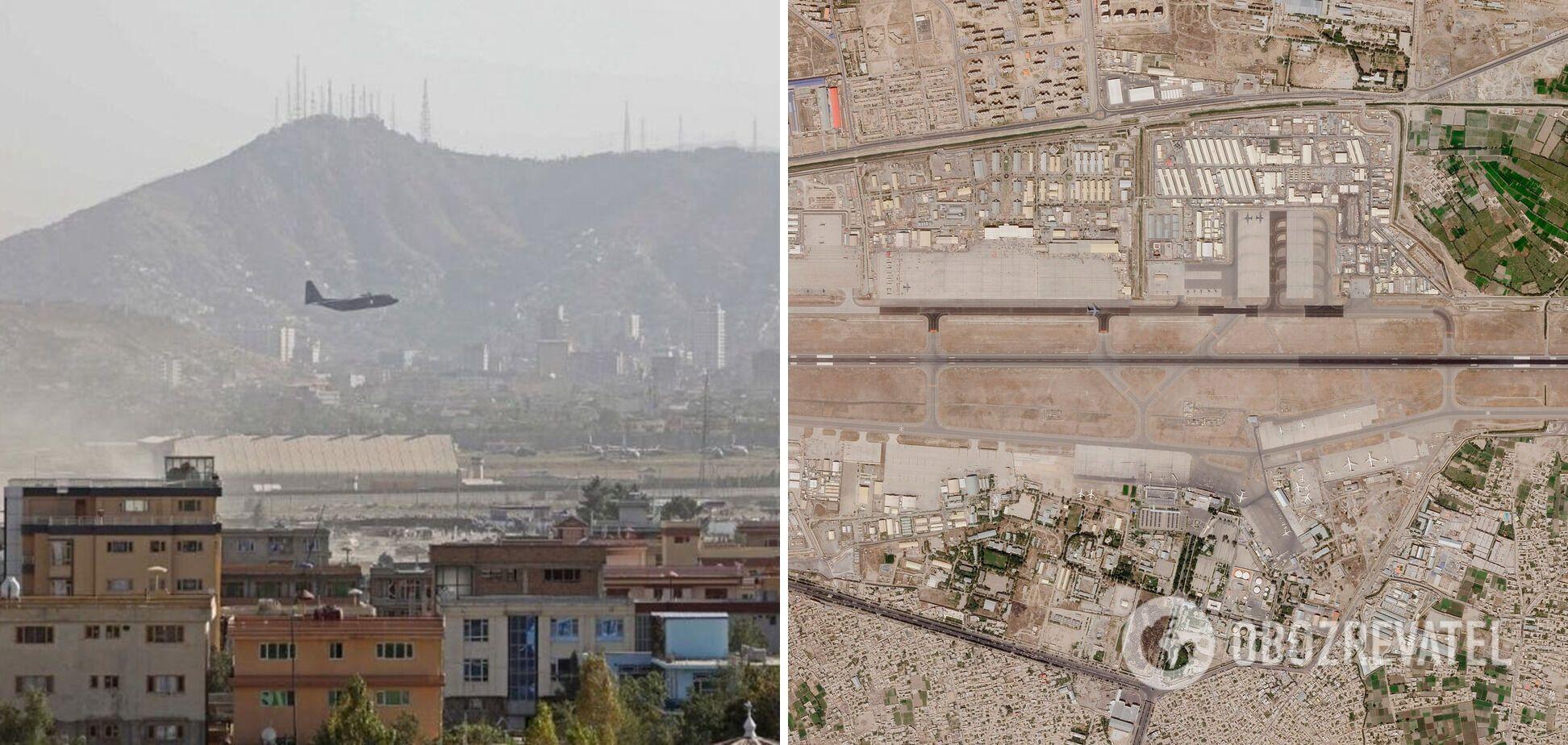 "30 серпня по аеропорту в Кабулі ІДІЛ запустила 6 ракет ""Катюша"""