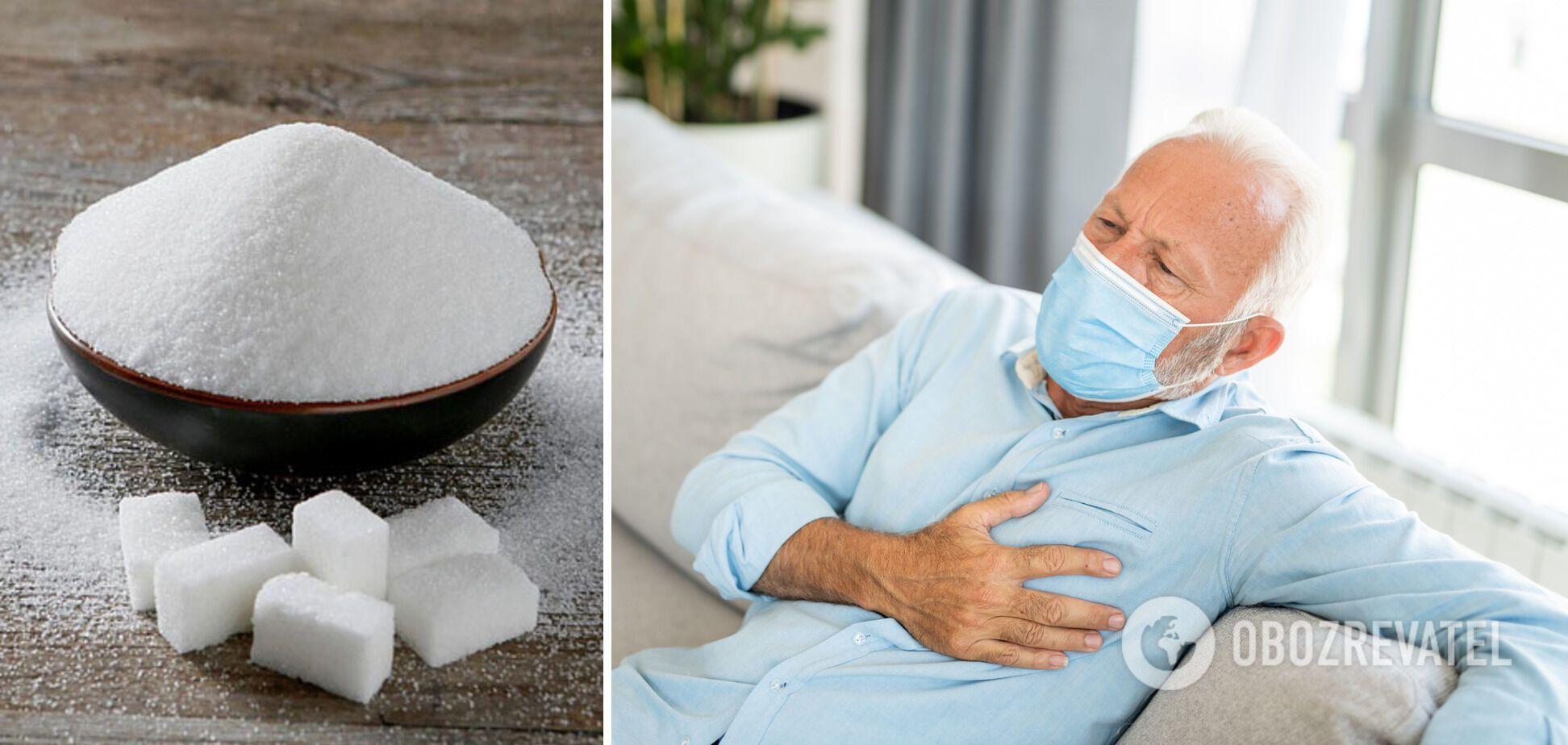 Отказ от сахара может снизить риск заболеваний сердца, – ученые