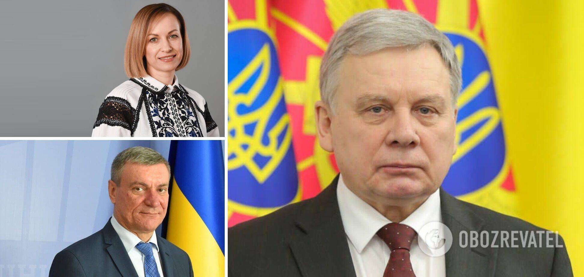 Источники сообщают об увольнении трех министров.