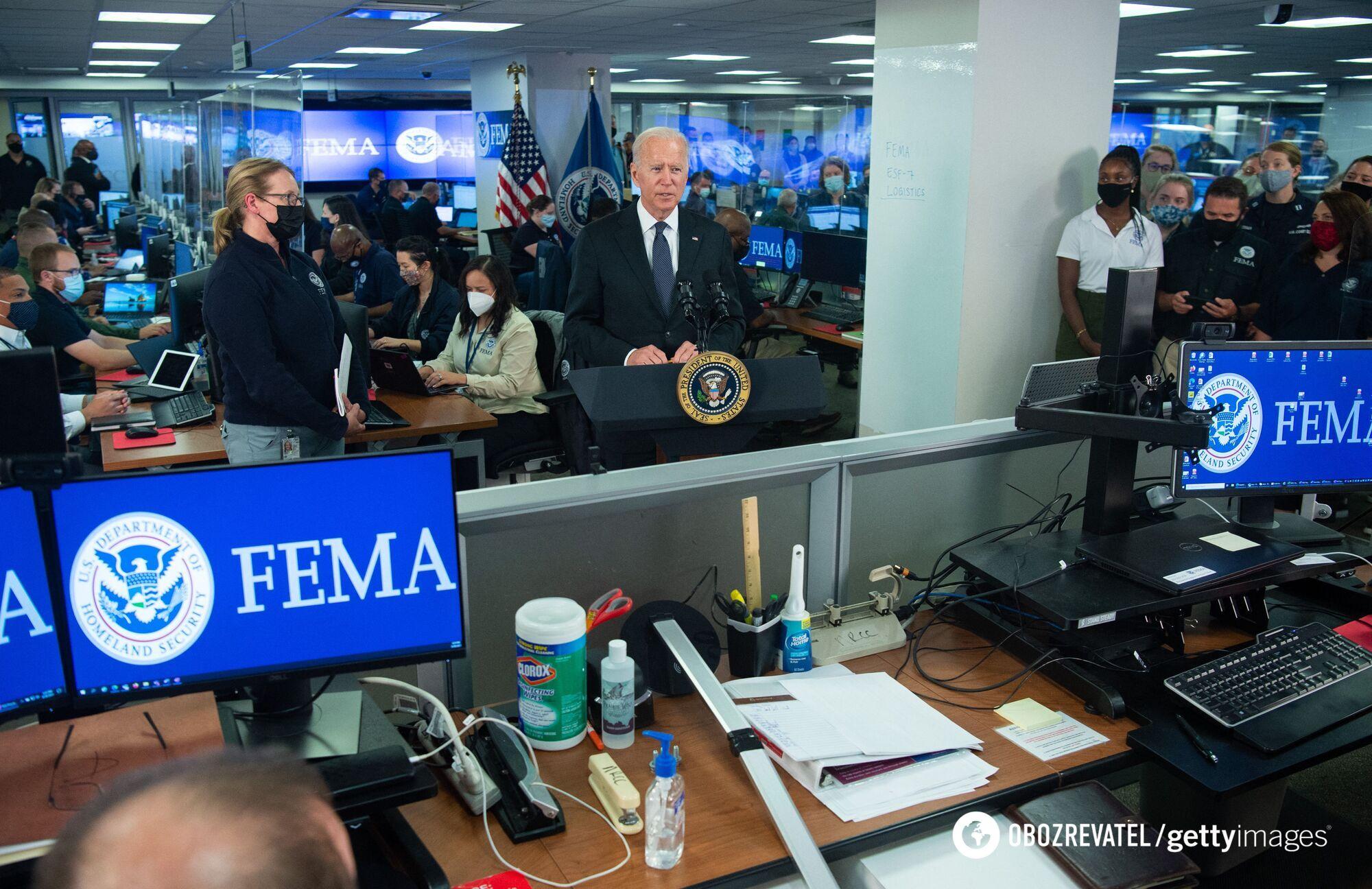 Заседание федерального агентства по управлению в чрезвычайных ситуациях