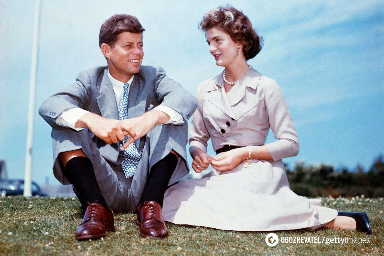 Бывшая любовница Джона Кеннеди рассказала правду.