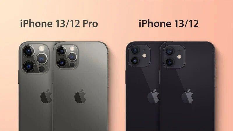 Размеры iPhone 13 изменятся.
