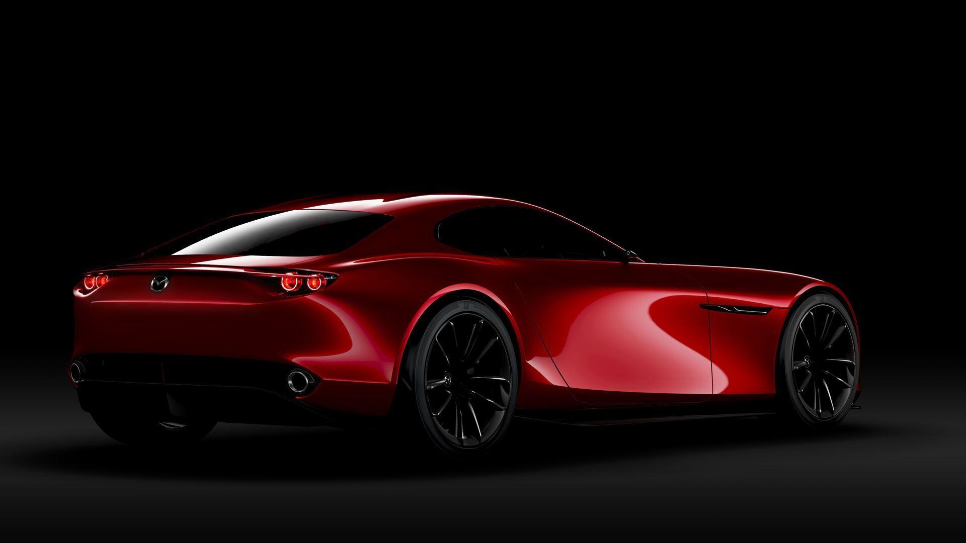 У надрах конструкторського бюро компанії ведуться роботи над створенням гібридного спорткара, прототипом якого стане концептуальне купе RX-Vision