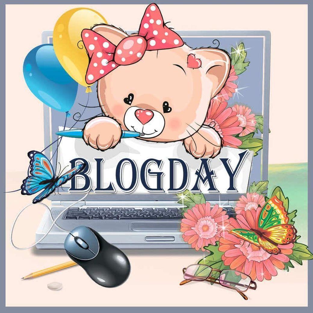 Поздравления с Днем блога 2021