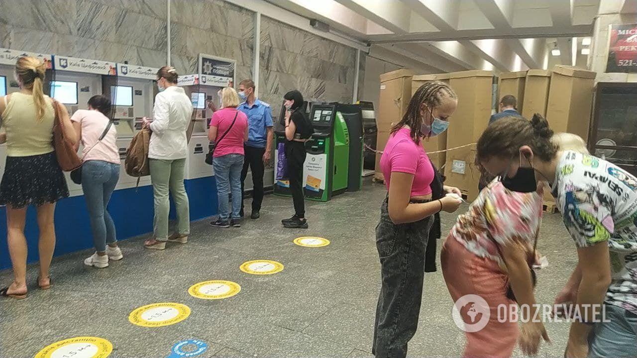 В метро предупредили о возможных проблемах с покупкой разовых поездок.
