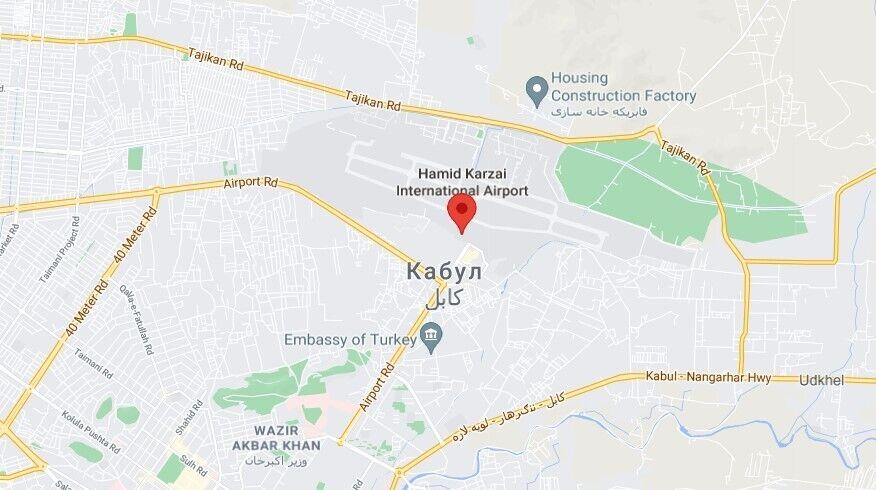 ІДІЛ не вперше завдала ударів по аеропорту Кабула