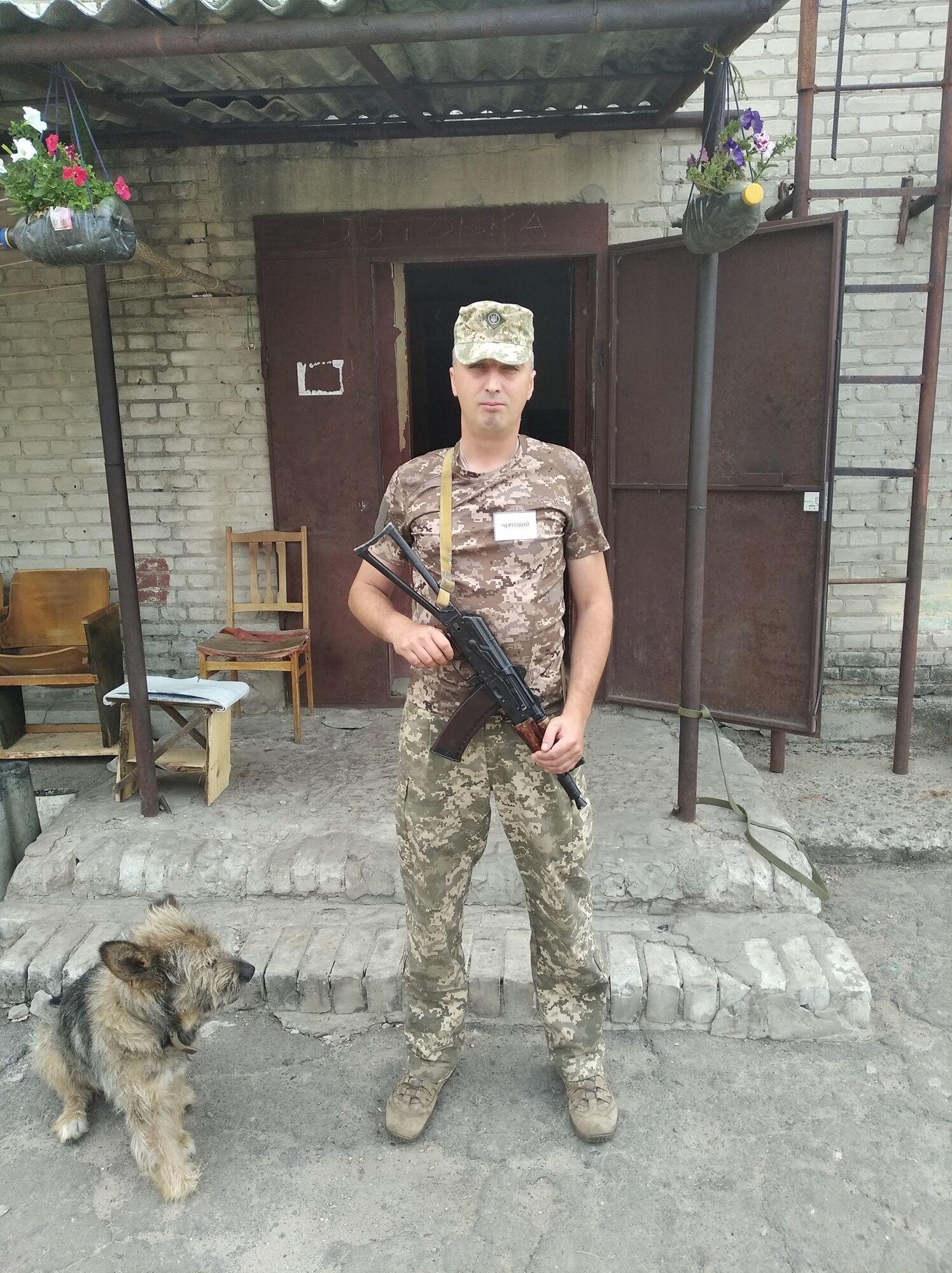 Александр Цыбульский был мобилизован в 2015 году