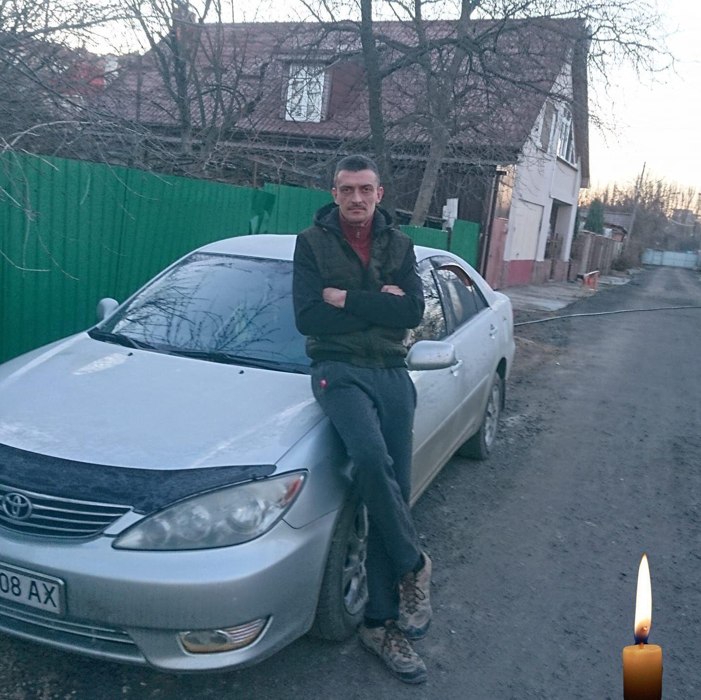 Владимира Яськива убил вражеский снайпер.