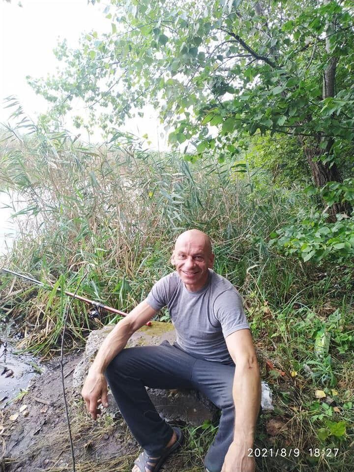 Вячеслав Питько спас с боля боя побратима.