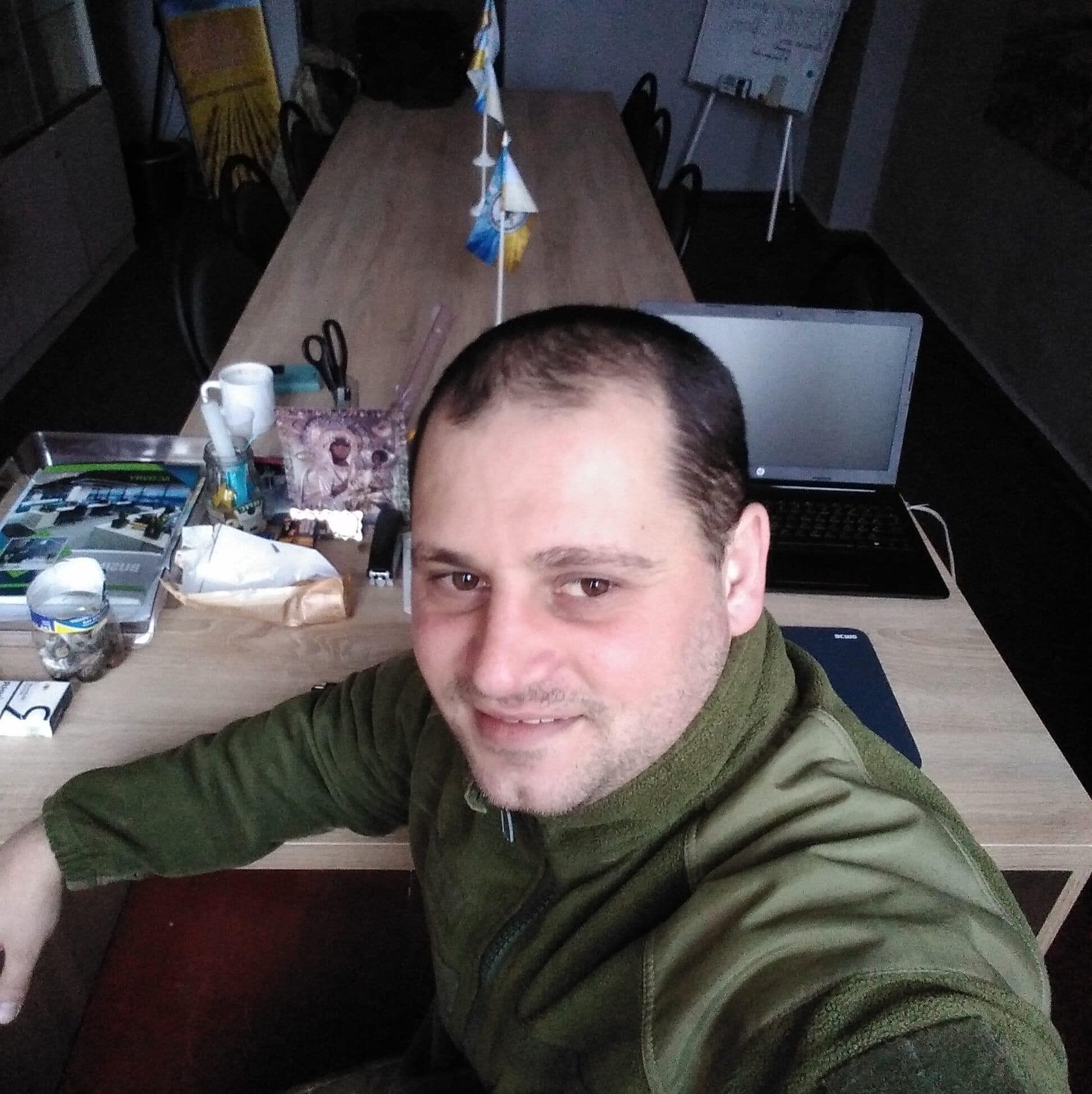 Роман Задорожный погиб