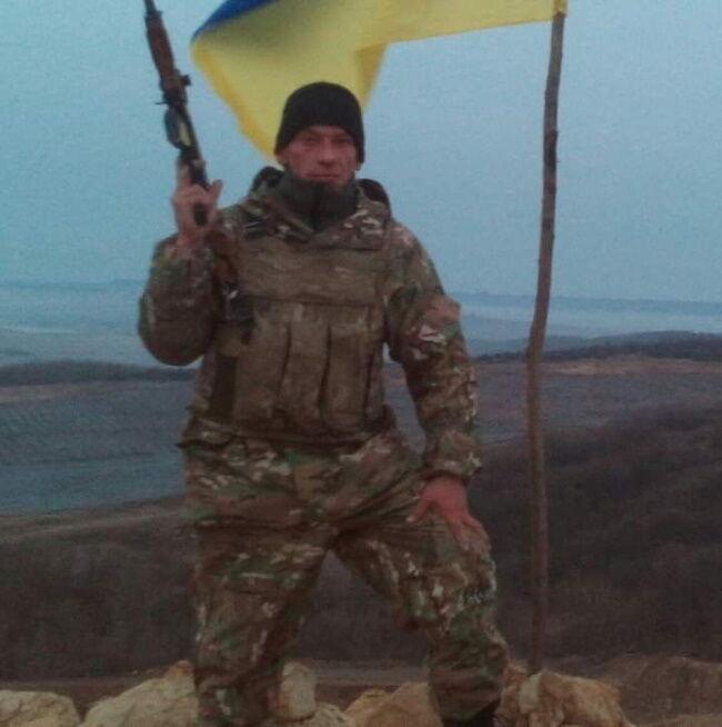 Вячеслав Питько шел в бой даже раненным