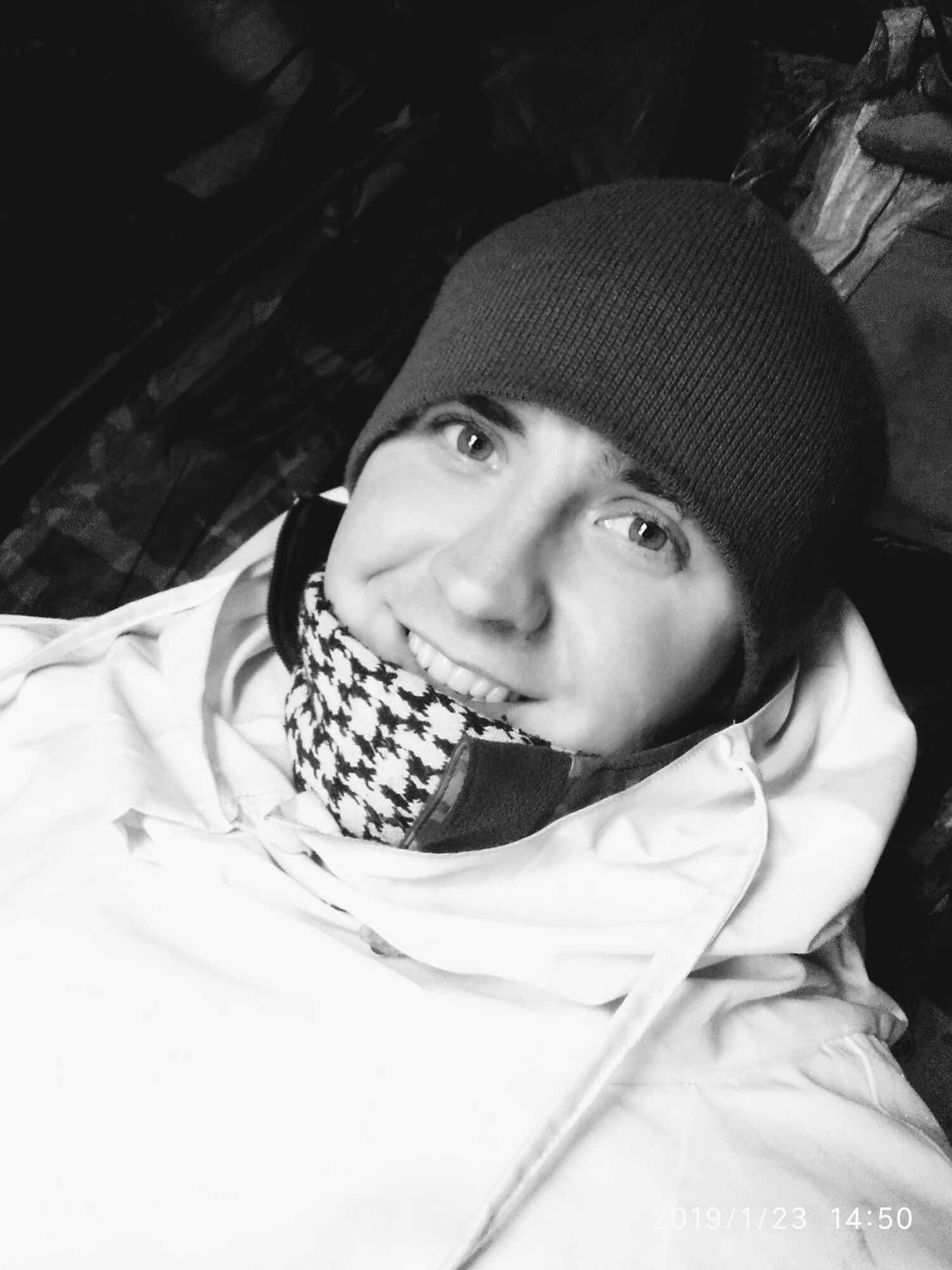 Ярослав Семеняка на войне с 2020 года.