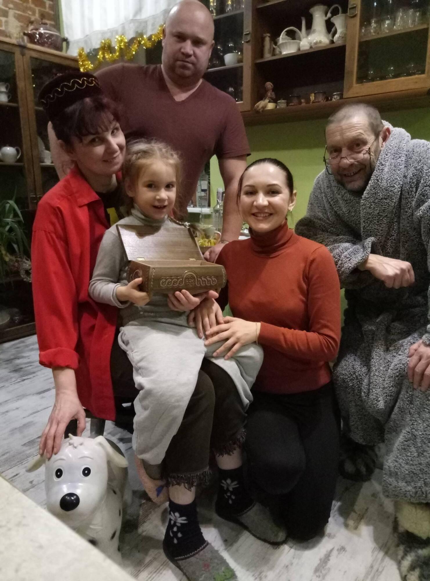 Семья Жуковых даже представить не могла, чем закончится для них отдых в Карпатах