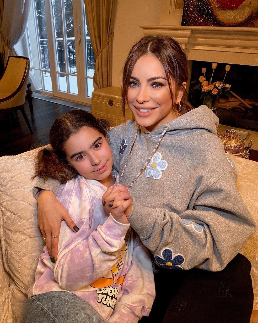 Дочь Ани Лорак – 10-летняя София