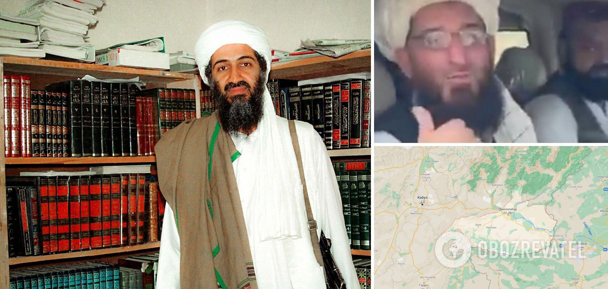 Амин аль Хак руководил личной охраной бен Ладена