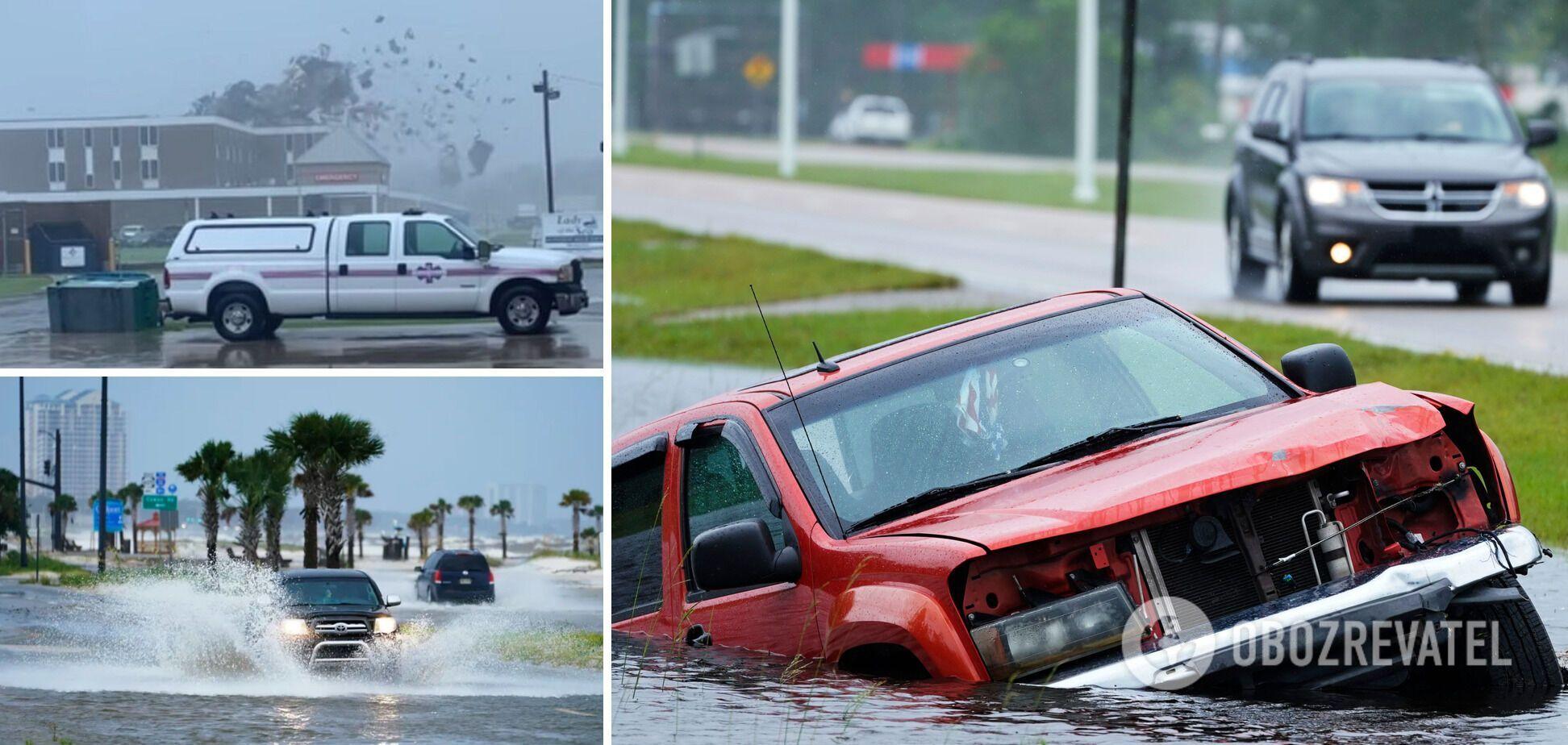 Последствия урагана Ида в США