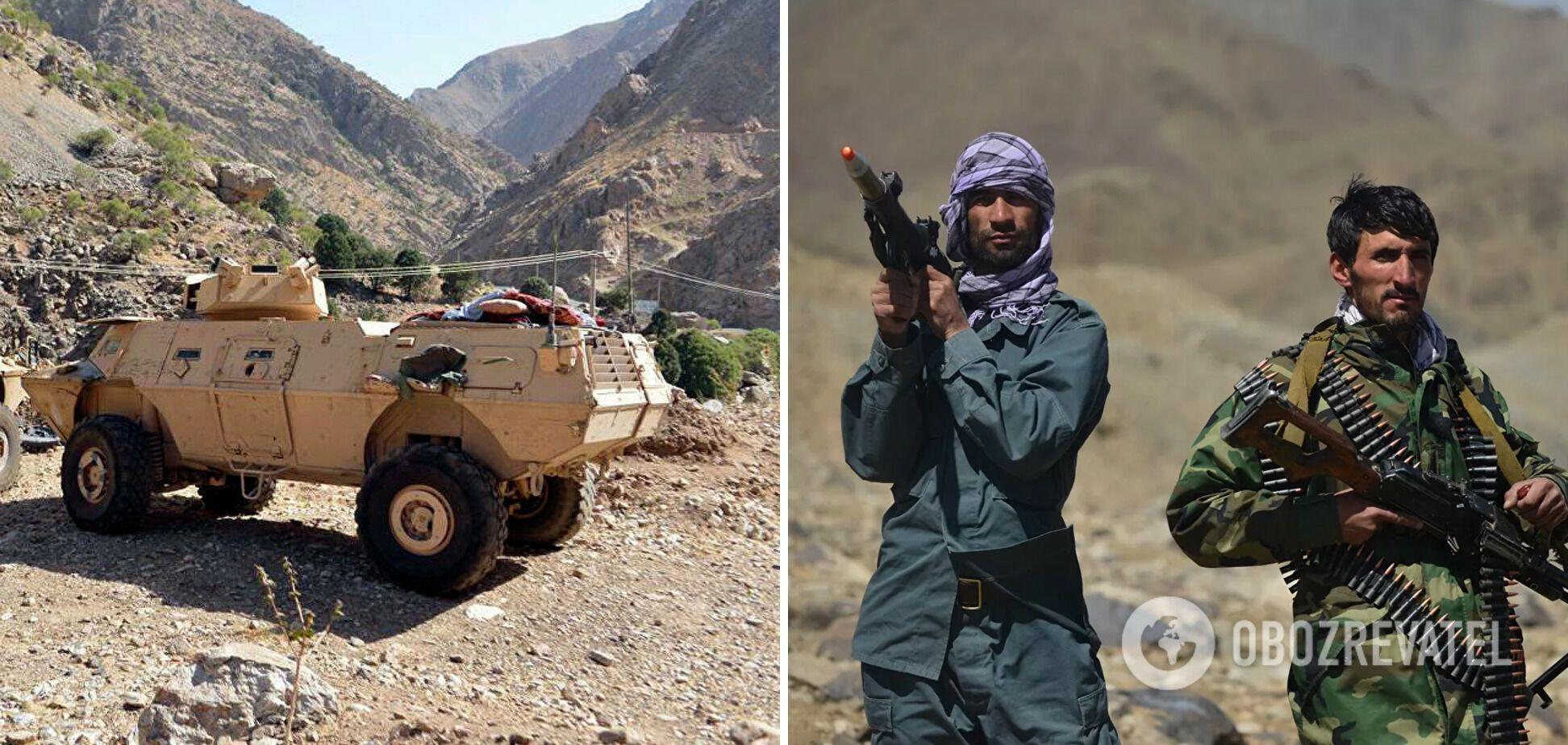 Пока что силы сопротивления успешно отражают нападения талибов