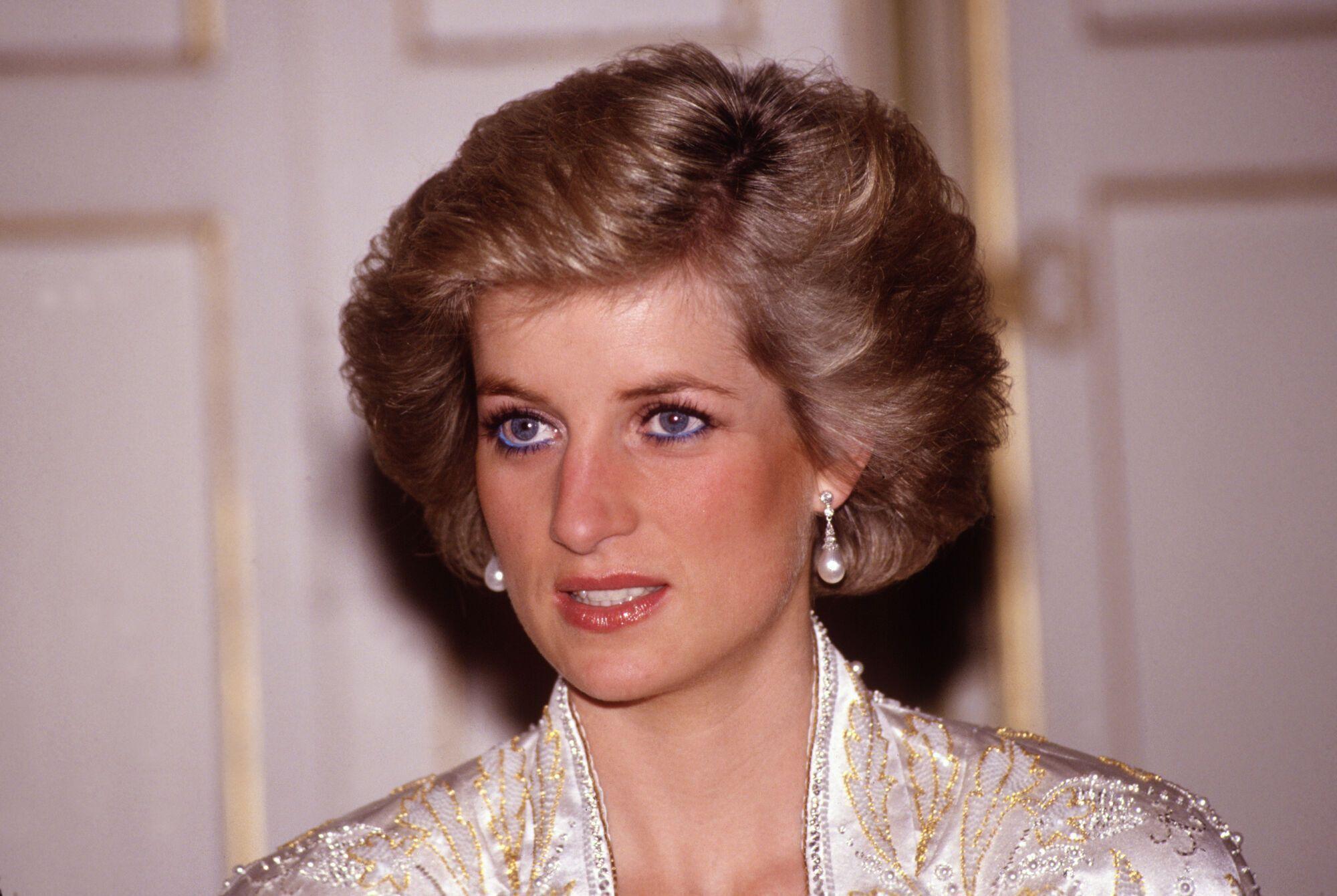 Принцесса Диана хотела поскорее вернуться домой из Франции.