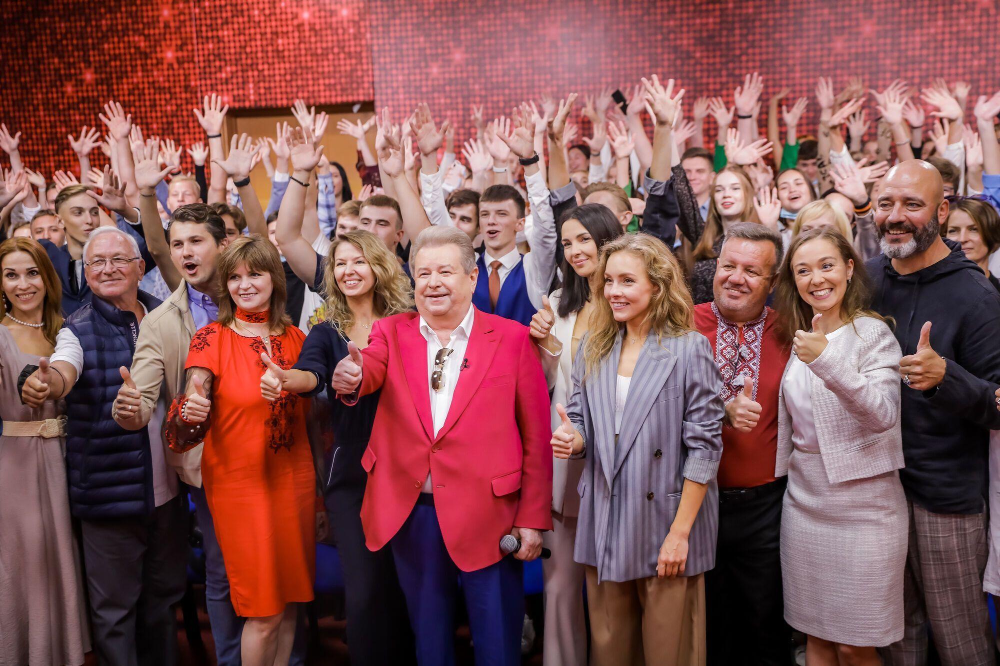 Поплавский – первокурсникам: в каждом я вижу большое будущее Украины