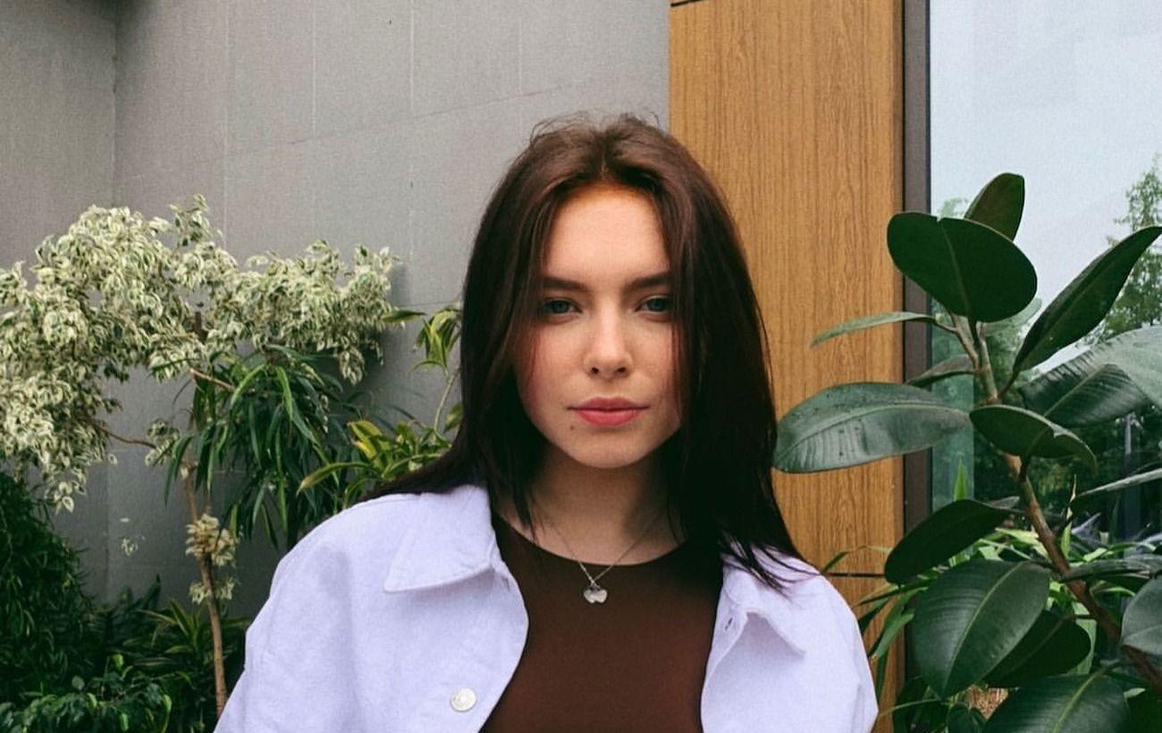 18-летняя дочь Елены Кравец – Маша