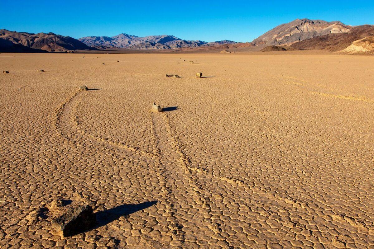 Калифорнийский национальный парк Долина Смерти, США