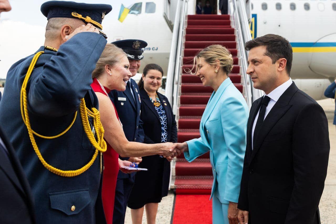 Встреча лидера Украины