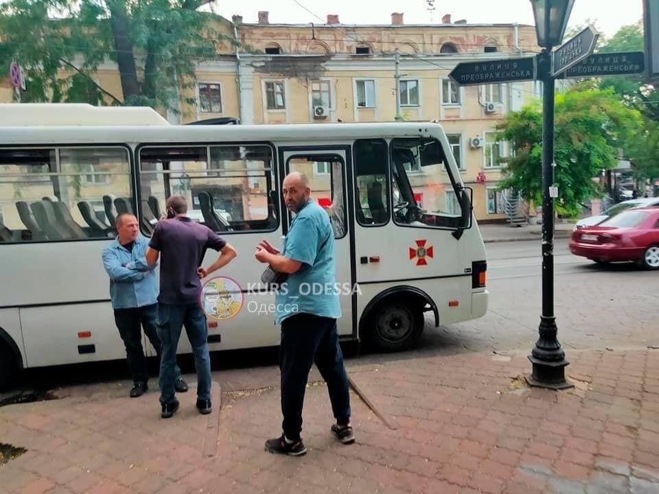 В Одессу прибыло 133 человека