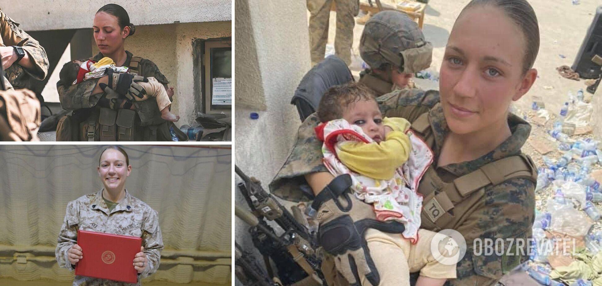 Теракт в Кабуле: среди погибших – сержант морской пехоты Николь Джи