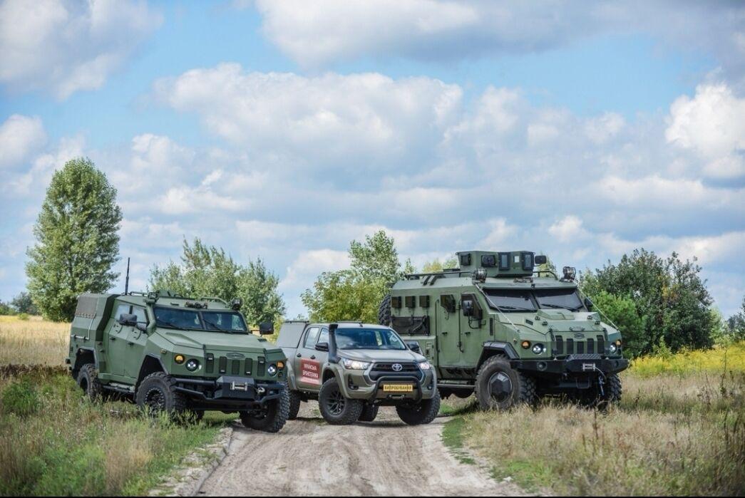 """Продукція """"Української бронетехніки"""""""