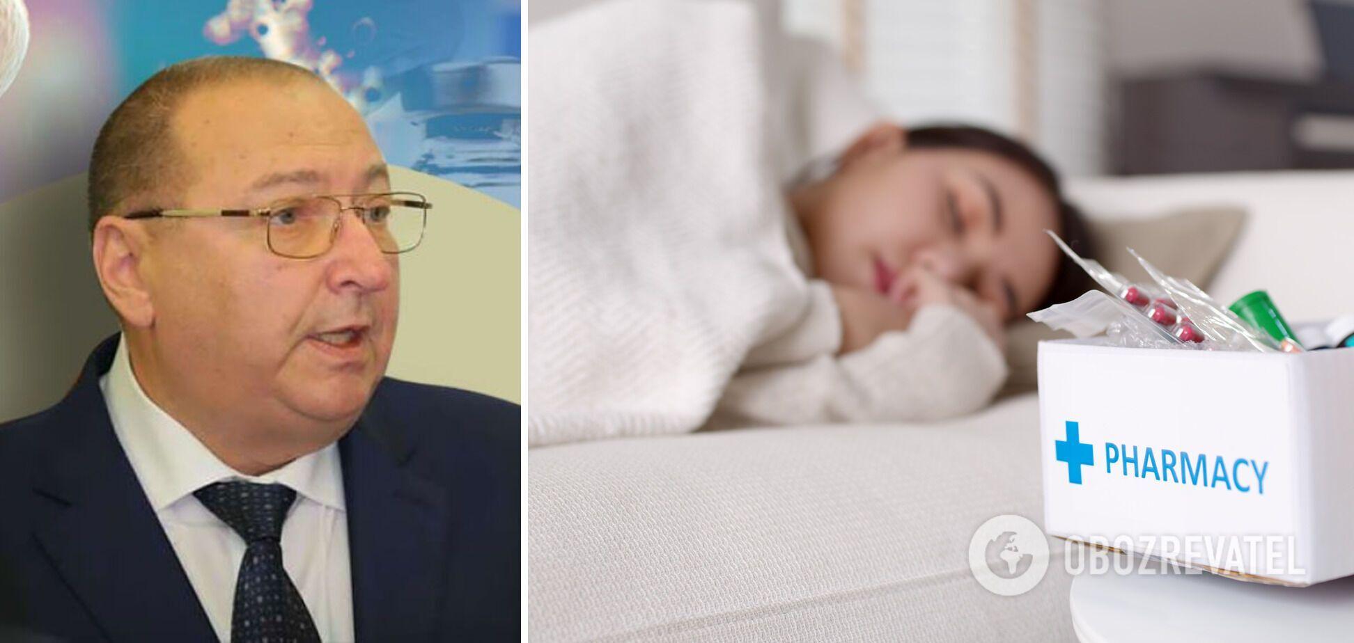 Инфекционист Федоренко отметил, что вылечить пациентов с Дельта-COVID удалось с помощью препаратов