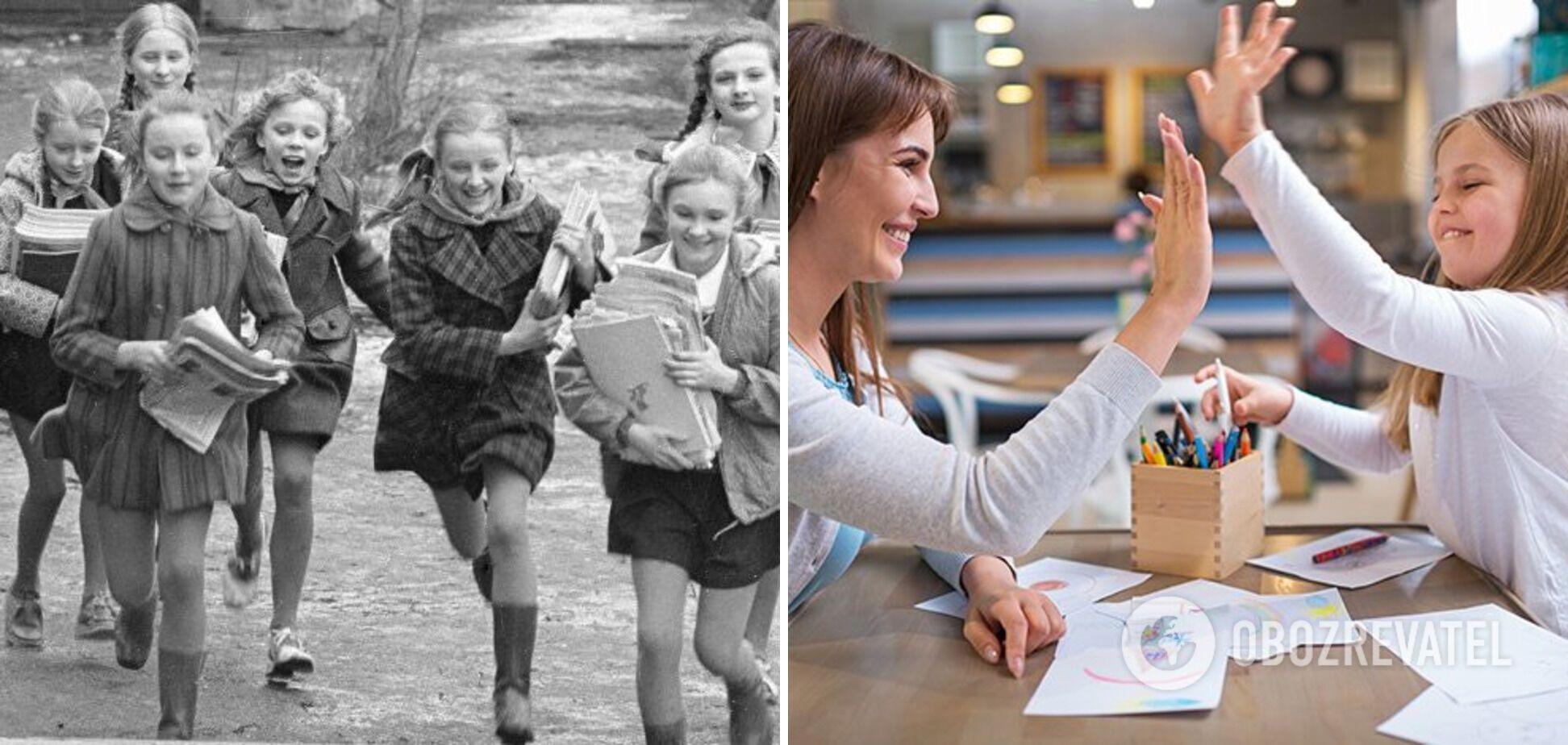 Батьки більше контролюють навчальні успіхи дітей