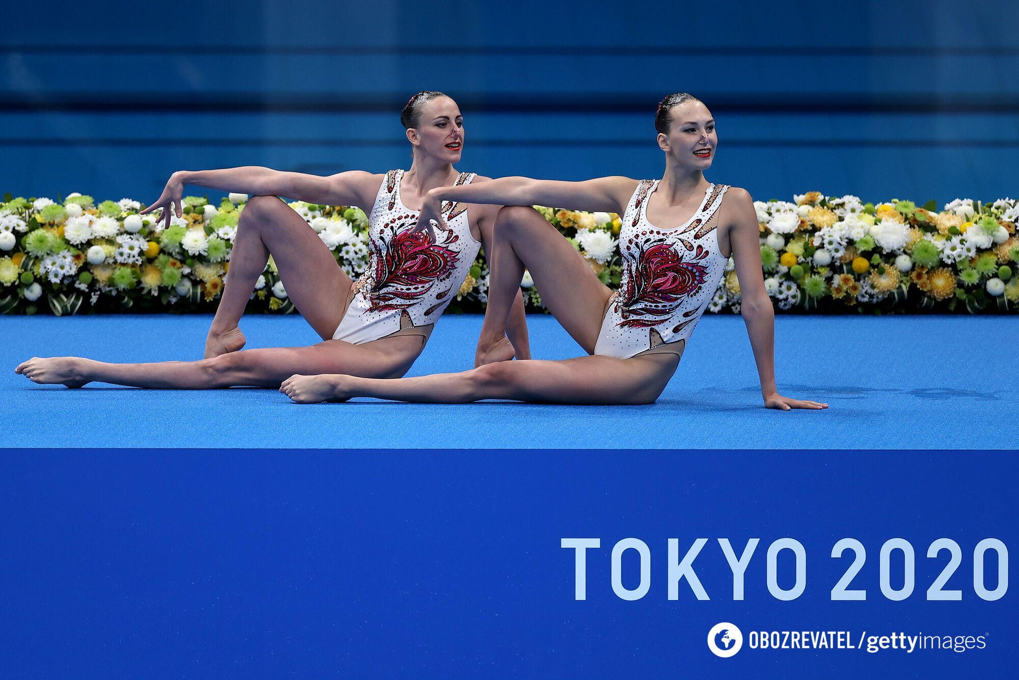 Марта Федина и Анастасия Савчук вошли в историю.