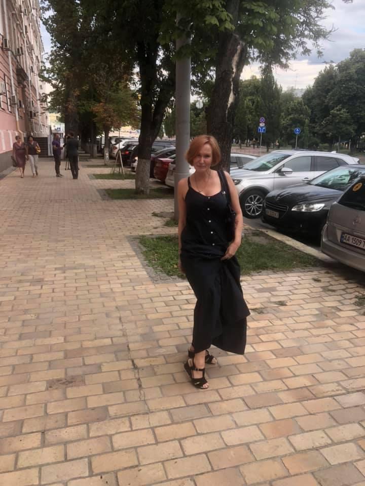 Юлия Кузьменко уже без электронного браслета.