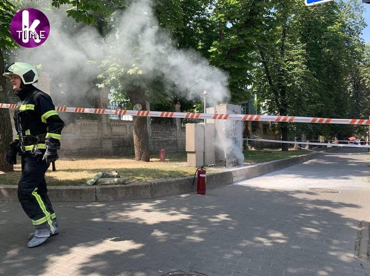 Вогонь оперативно загасили рятувальники.