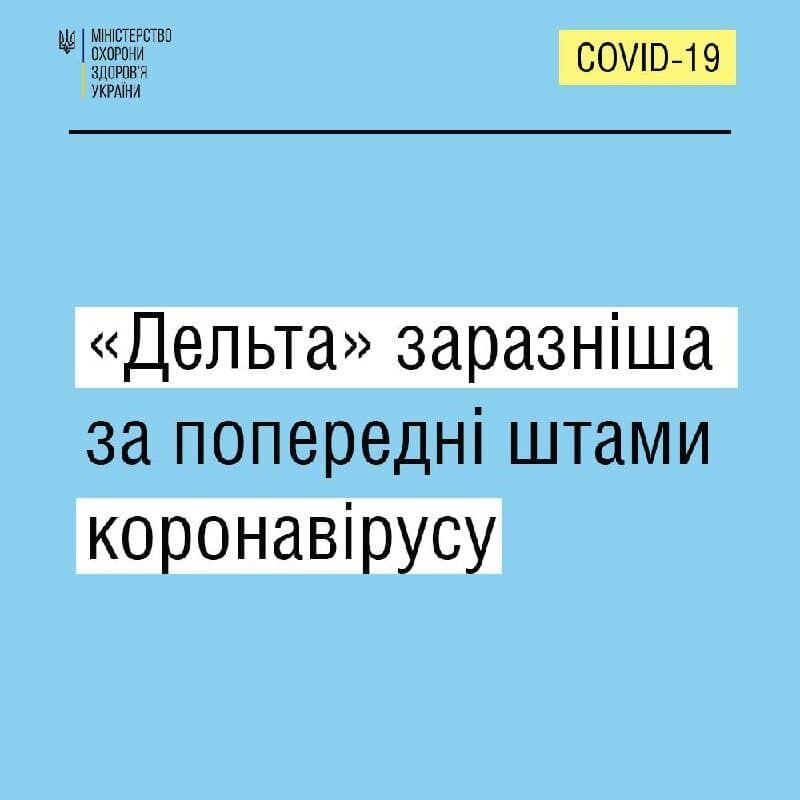 Telegram / МОЗ України