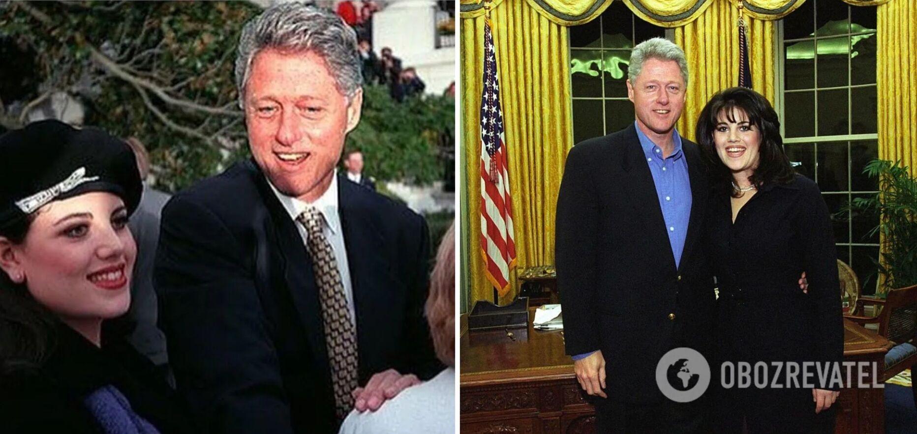 Моника Левински смогла секс-скандал с президентом США Биллом Клинтоном использовать в свою пользу