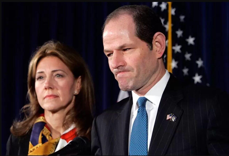 Элиот Спитцер лишился своего престижного поста губернатора штата Нью-Йорк из-за секс-скандала в 2008 году