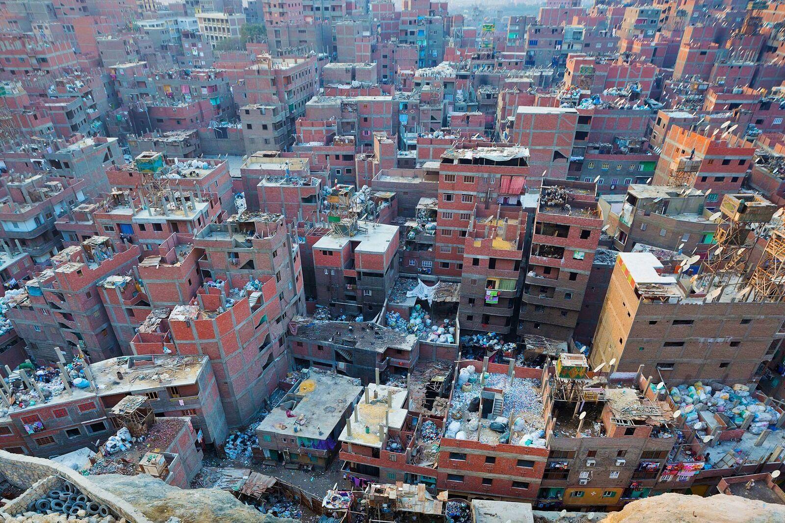 Маншият-Насир – одне з найдивніших міст світу