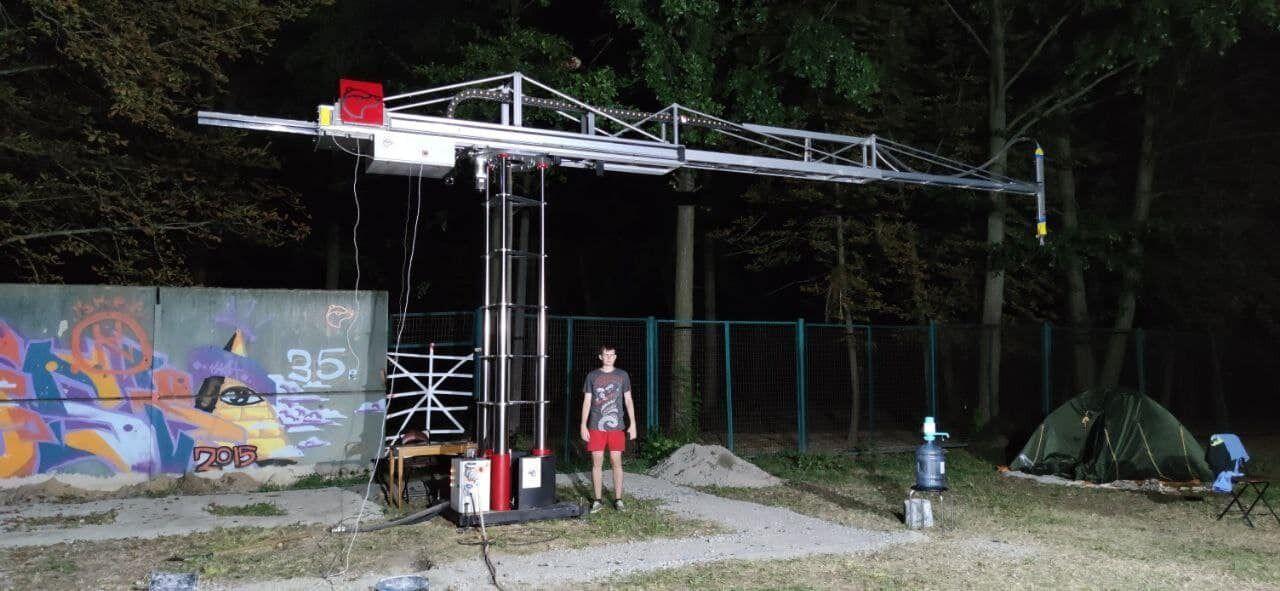 В Сумской области дом напечатают на 3D-принтере.